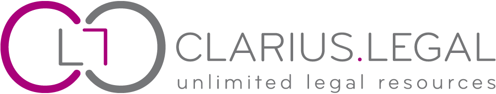 Logo of Clarius Legal