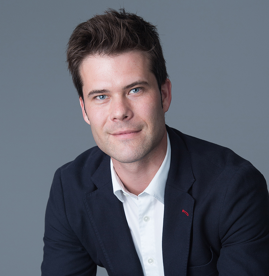 Portrait of Christoph Küng