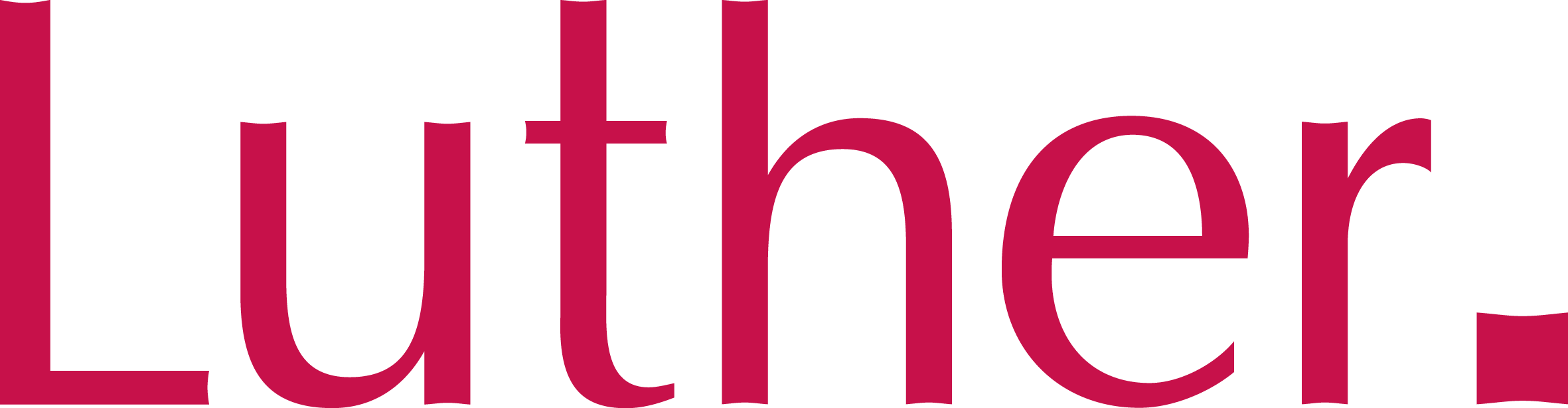 Logo of Luther.