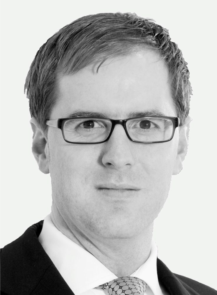 Portrait of Markus Wöll