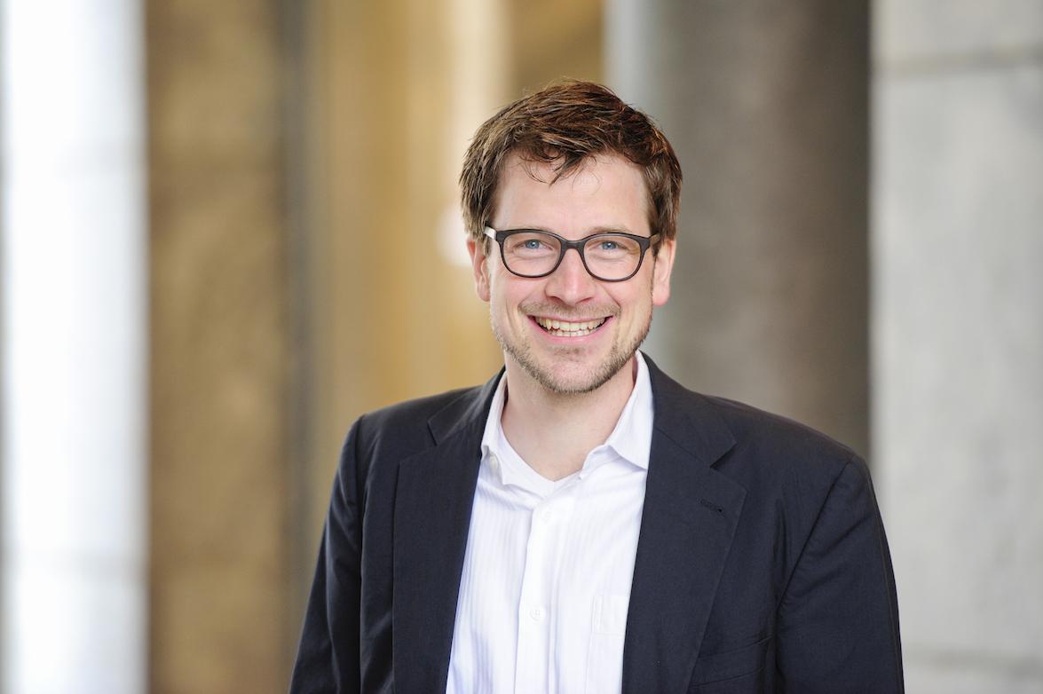 Portrait photo of Baltasar Cevc