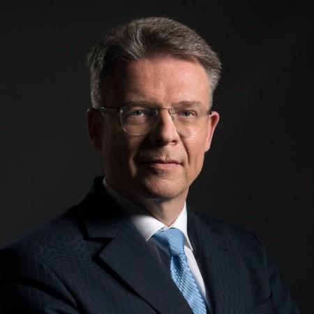 Portrait of Andreas Wonnenberg
