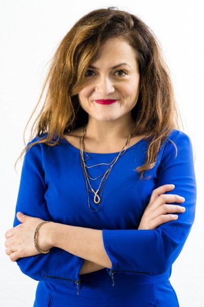 Portrait of Laura Fauqueur