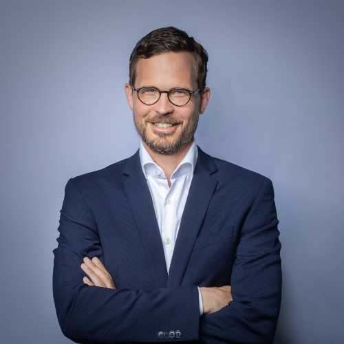 Portrait photo of Marcel Ritter, general counsel at Telefonica