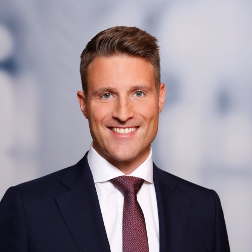 Portrait photo of Dr. Nikolai Wessendorf, counsel at Deloitte Legal