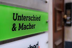 Unterschied & Macher logo