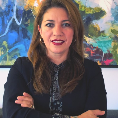 Portrait of Tatiane Lottiger