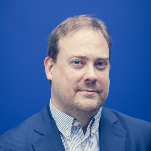 Portrait of Alex Beelen