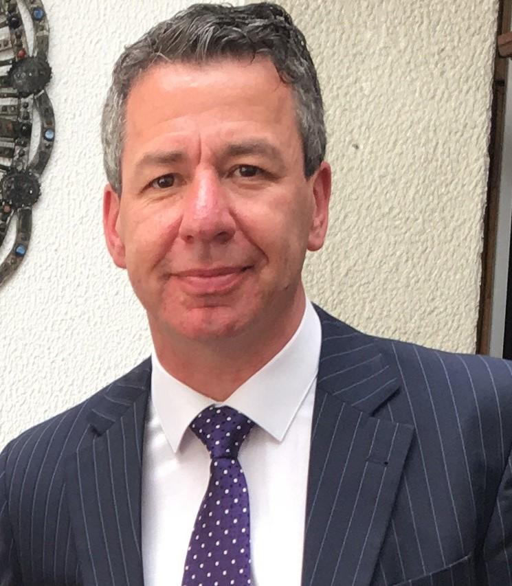 Portrait of Daniel Trier