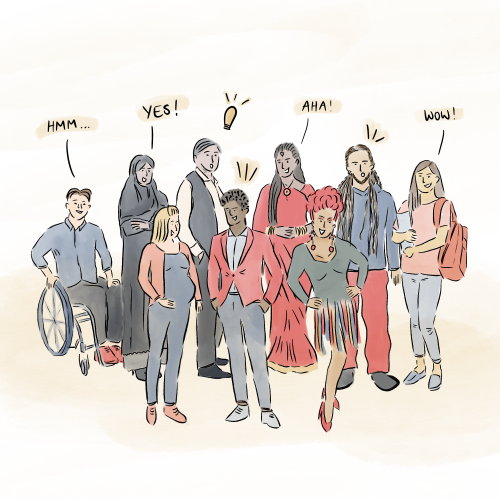 Inclusive writing image Su Reiter